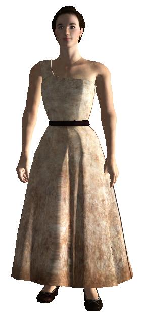 Fallout new vegas платья для вероники