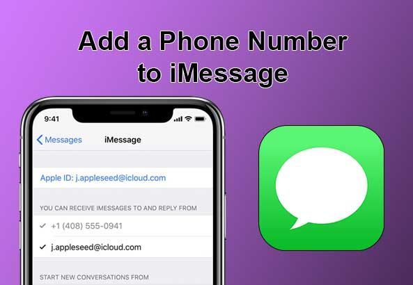 How to Add a Phone Number to iMessage On Mac Phone