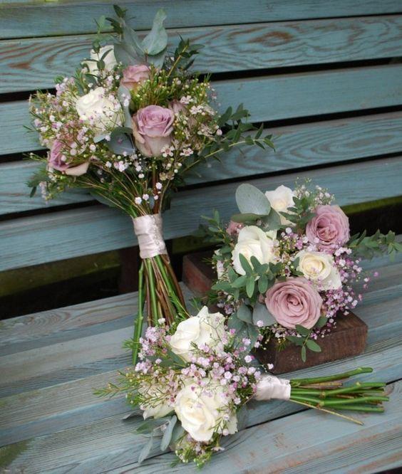 5 Gründe, warum der Vintage Brautstrauß eine gute Idee ist!  Ein Vintage Brautstrauß ist in mehreren Hinsichten eine wunderschöne Wahl. Im Folgenden finden Sie fünf starke Argumente dafür. #flowers #wedding #weddingdecor #bridesmaidbouquets