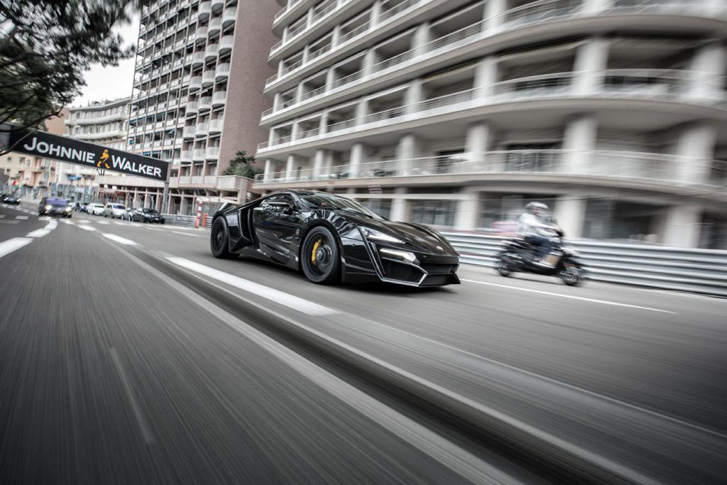Cars W Motors Lykan Hypersport The Lykan Hypersport Is The Third