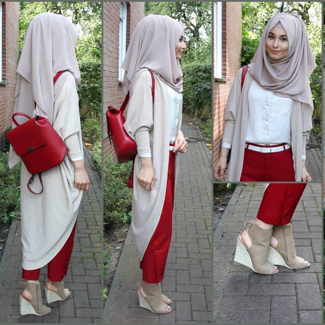 Hijab Fashion 2014 Instagram Images Galleries With A Bite