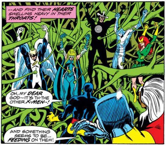 Rexaminations Issue 70 Giant Size X Men 1 1975 X Men Marvel Girls Men