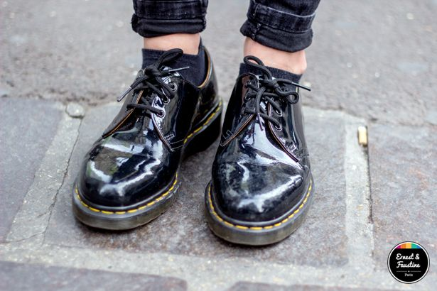 Basses Style Martens Style Chaussures Doc Chaussures tsrQhdC