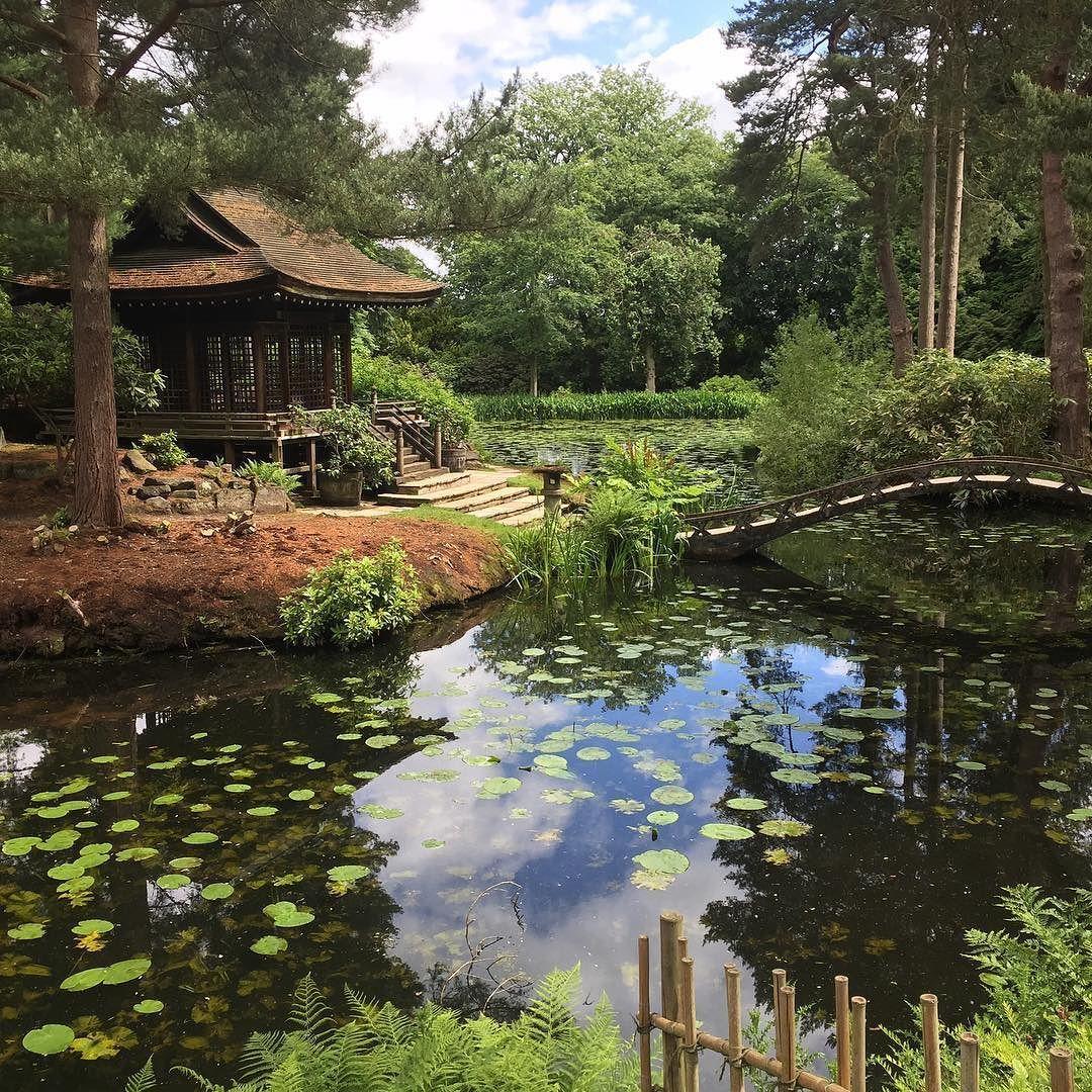 The magnificent japanesegardens at tattonpark (mit Bildern)