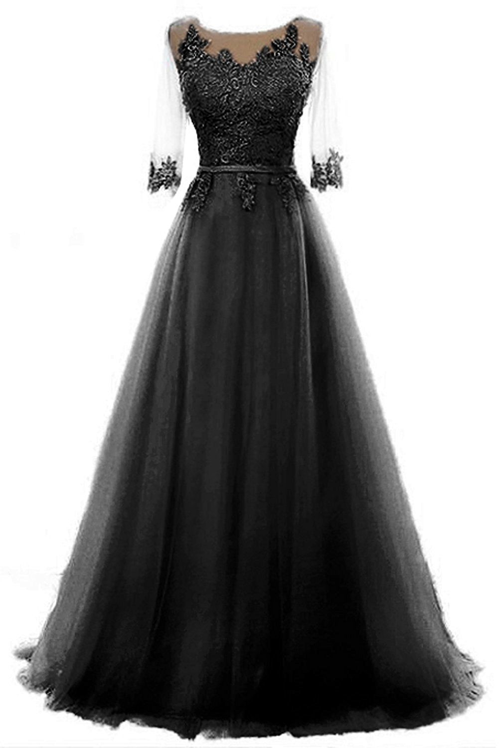 Ballgown Prom Dress Amazoncouk Clothing Party Dresses A Wide