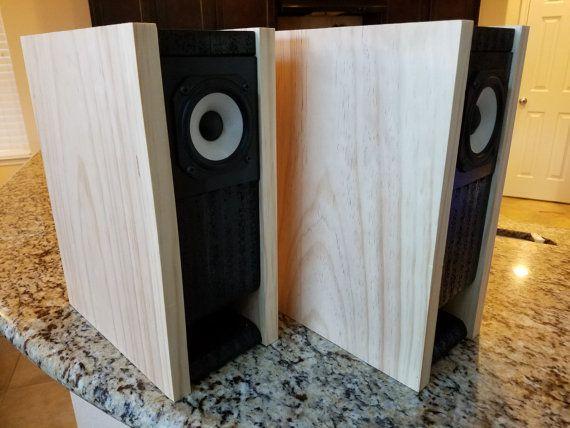 Handmade Bookshelf Speakers Handmade Bookshelves Bookshelf Speakers Cool Bookshelves