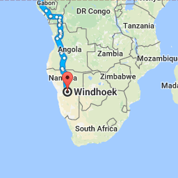 Directions Google Maps South Africa on