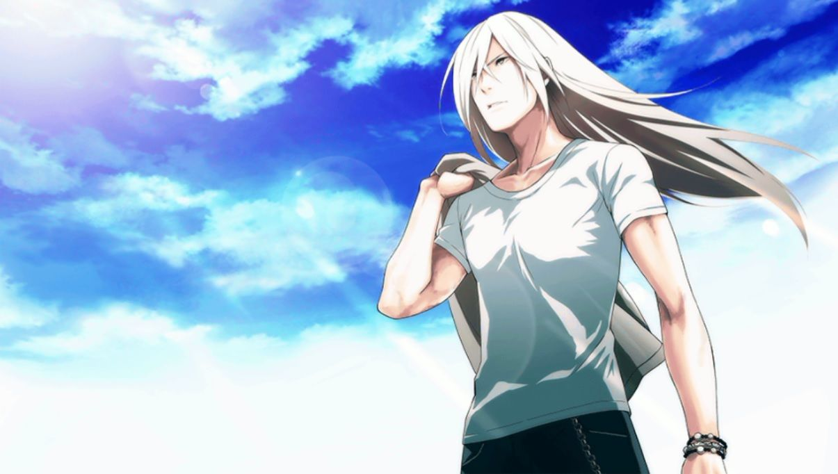 Kuga is so hot! I love his voice and his running is pretty amazing.