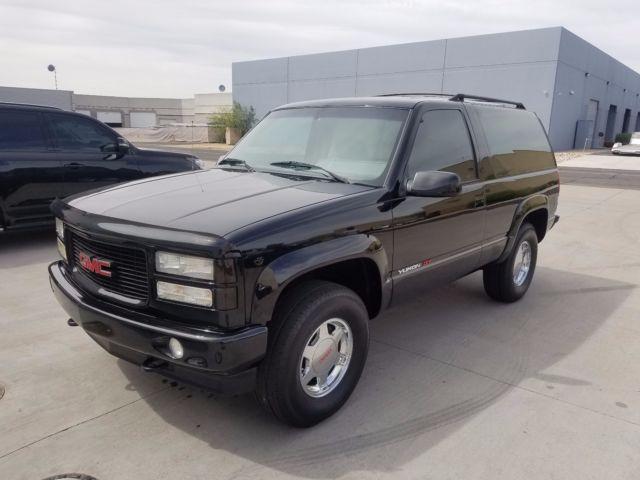 1993 Gmc Yukon Gt 4x4