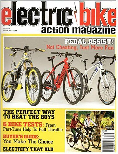 Electric Bike Action Ers Guidefebruary 2017 See This Great Product Affiliate Link Electricbike