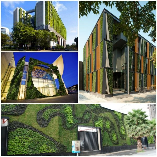 Moderne Architektur Häuser Aussenfassade Moderne Wohnhäuser