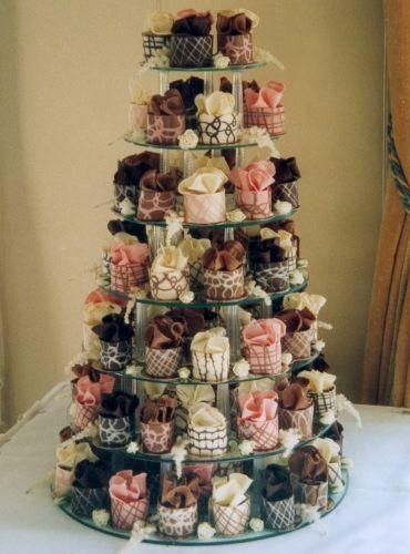 Individual Wedding Cake Design T2