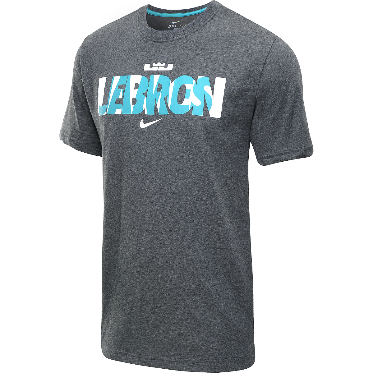 NIKE Men's LeBron James Short-Sleeve Basketball T-Shirt