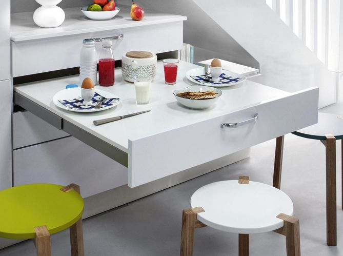 Cuisine étudiant Astuces Pour Aménager De Façon Astucieuse - Meuble de cuisine rangement pour idees de deco de cuisine