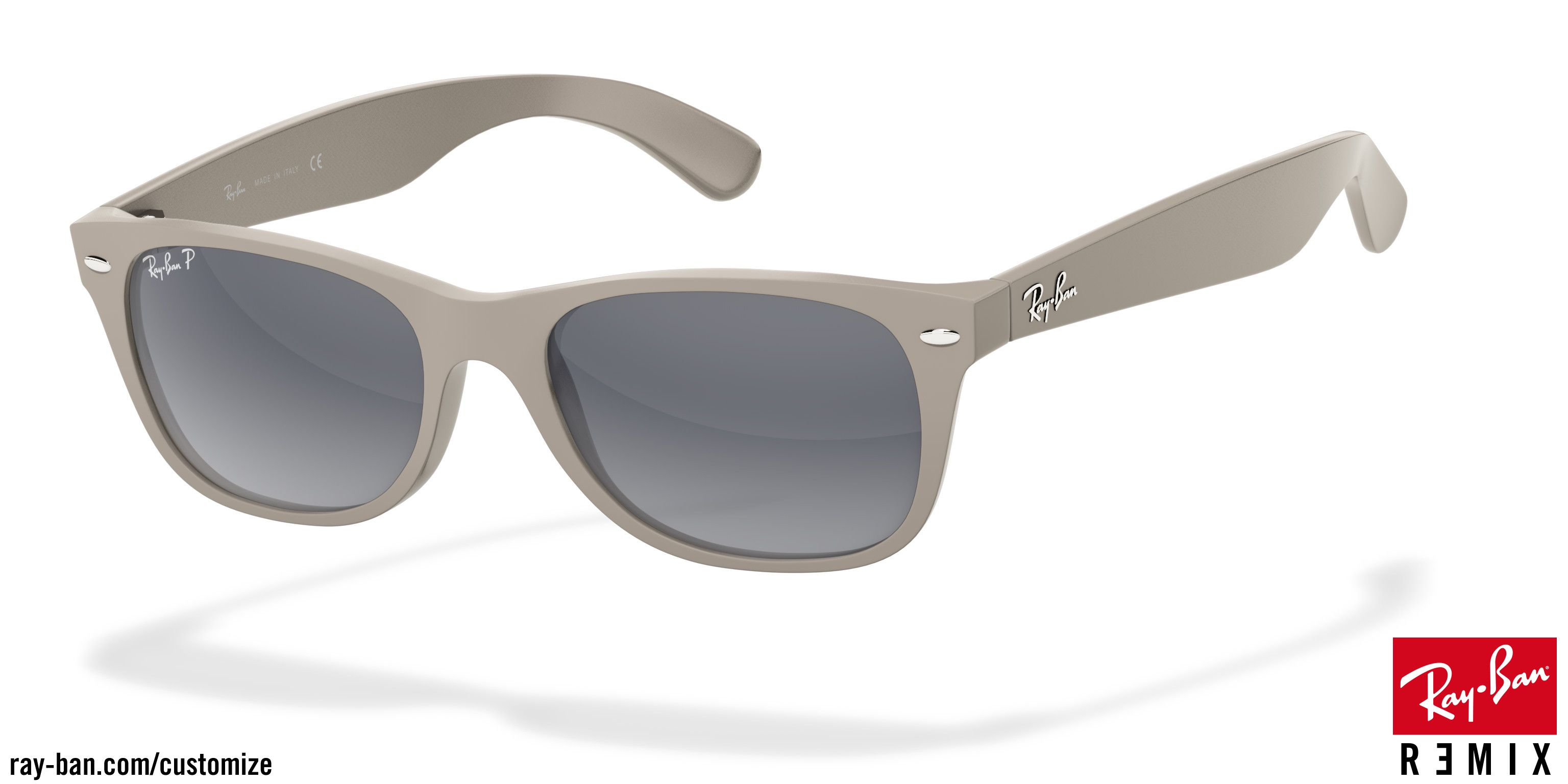 custom Ray-Ban new wayfarer sunglasses  6c34ae1eb4
