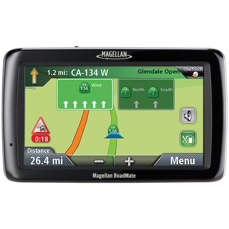 Magellan Roadmate T Eu   Touchscreen Portable Gps System Wpremium Maps Europe