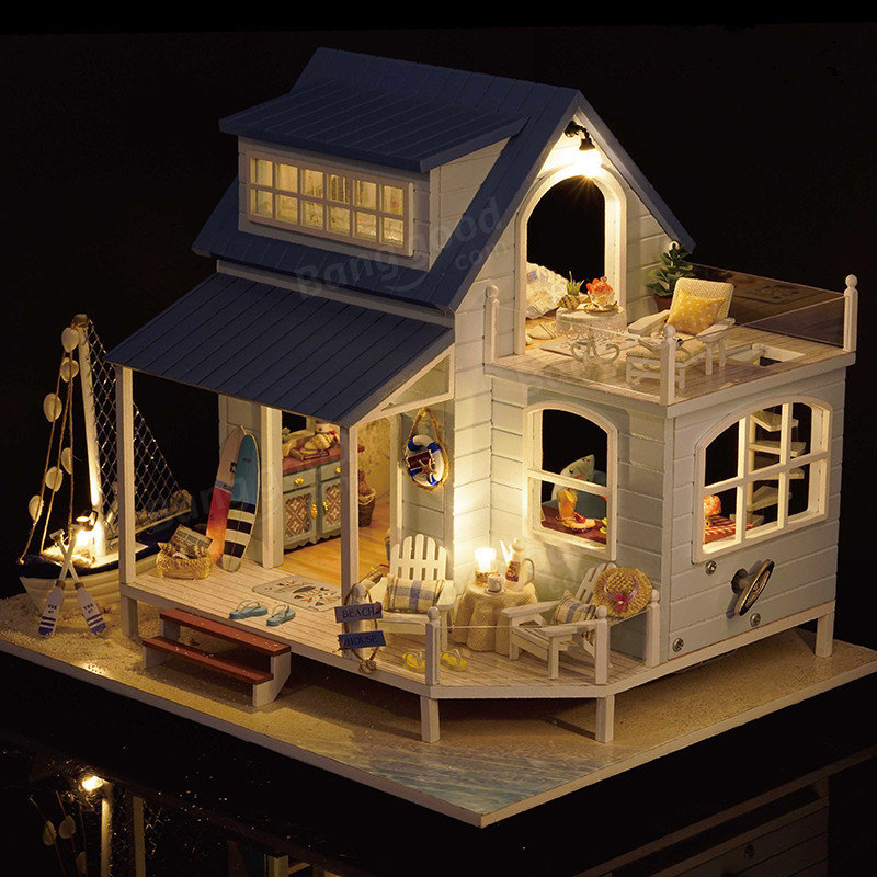CuteRoom Music Motor Big Music Box For Doll House Dollhouse Accessories