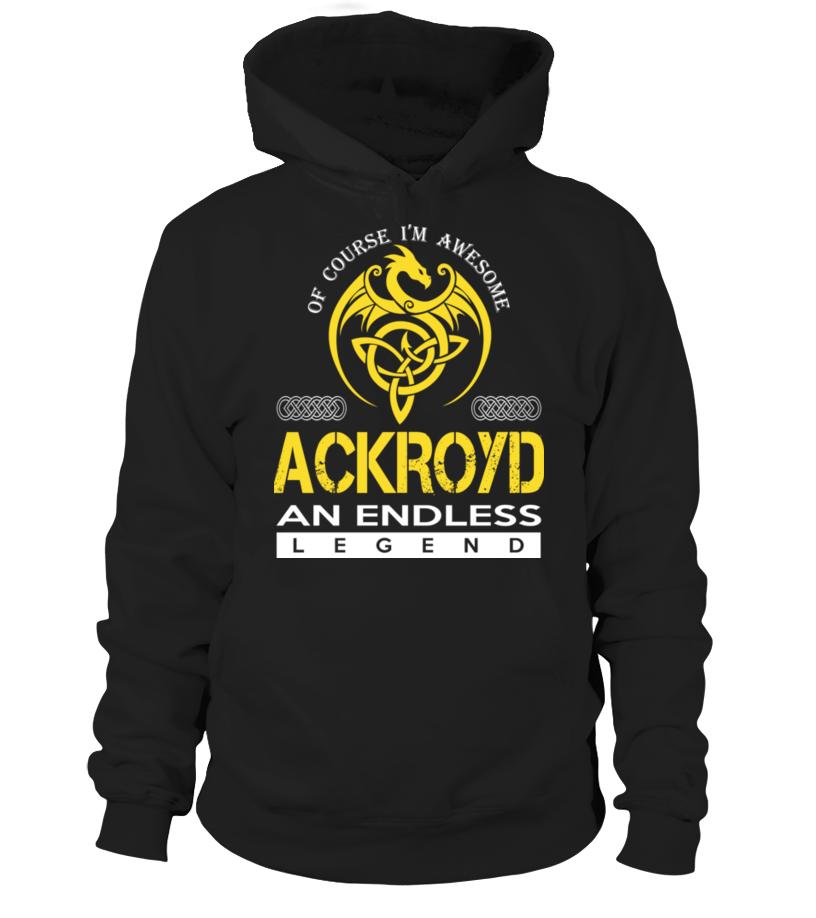 Awesome ACKROYD  #Ackroyd