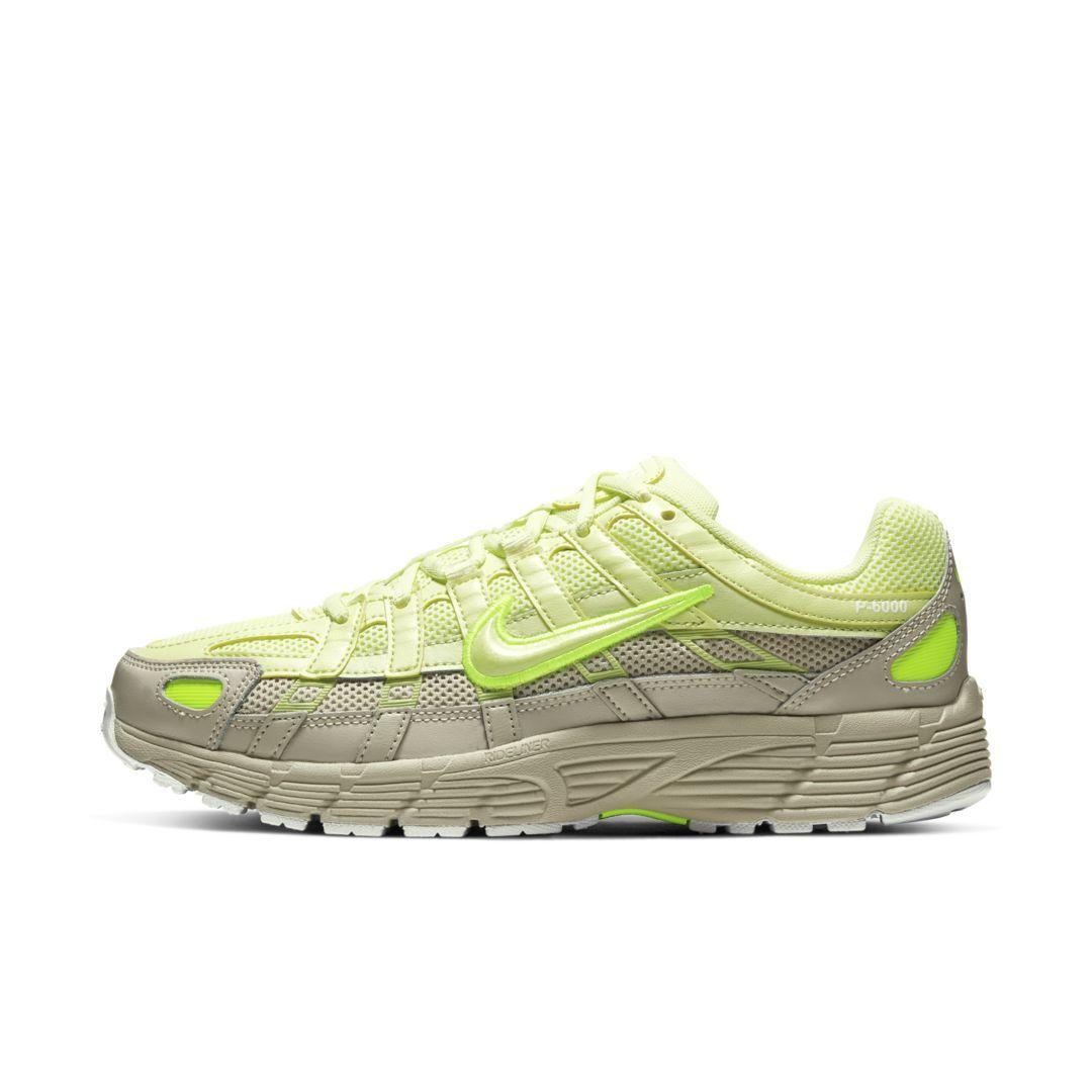 nike sportswear p6000 luminous green
