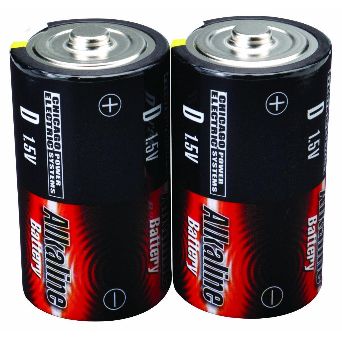 D Alkaline Batteries 2 Pk In 2021 Alkaline Battery Alkaline Batteries