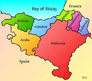 Marko Polo Travels FAQ What is the Basque Country DREAM PLACES