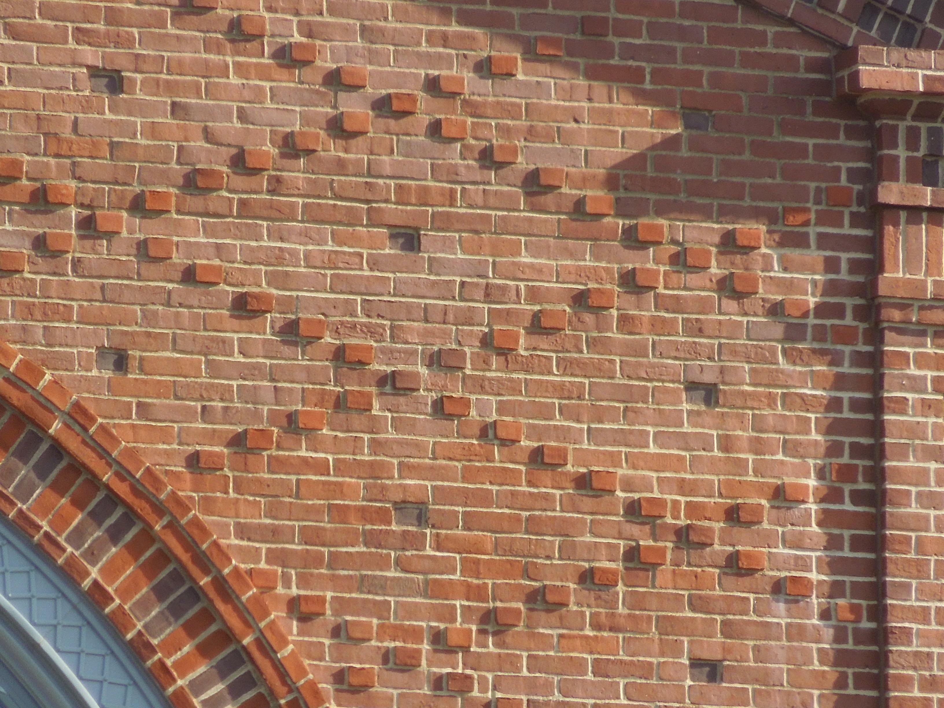 Brick Patterns & Diapering