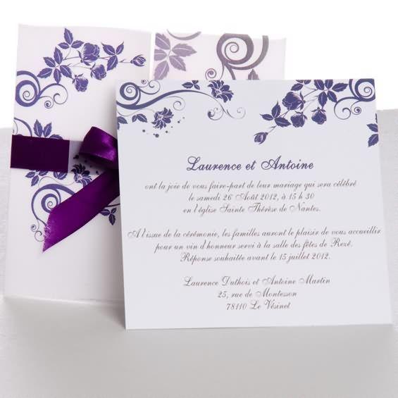 Top faire part mariage pas cher - http://www.joyeuxmariage.fr/boutique  MF02