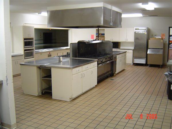 Commercial Kitchens 3  Kitchen Decorations  Pinterest Impressive Church Kitchen Design Design Inspiration