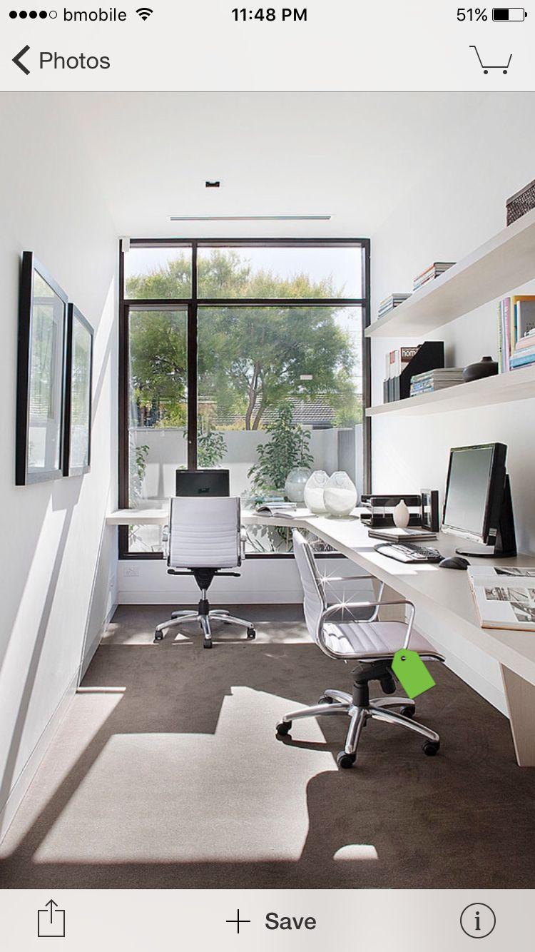 Home Study Room: Escritórios Domésticos
