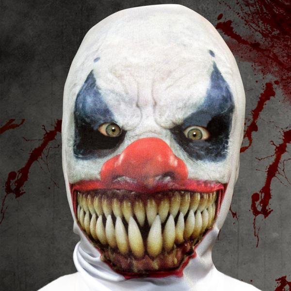 Grim Reaper RED Faceskinz Mask