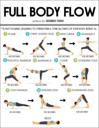Pilates Routine zur Gewichtsreduktion