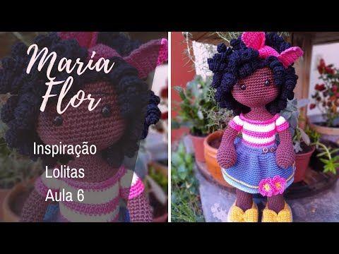 AULA 6 - MARIA FLOR (Inspiração Lolitas Barroca At...