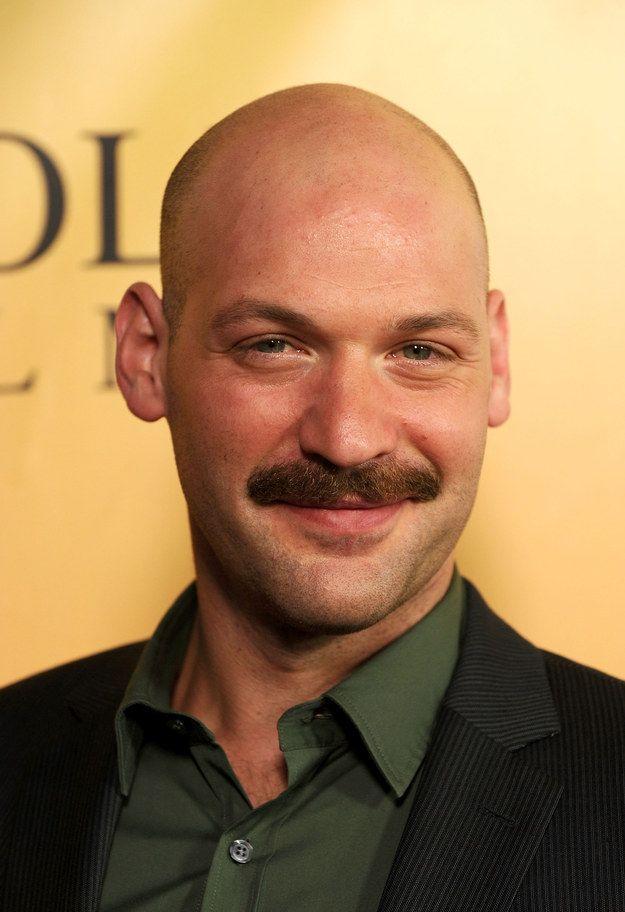 Corey Stoll Moustache