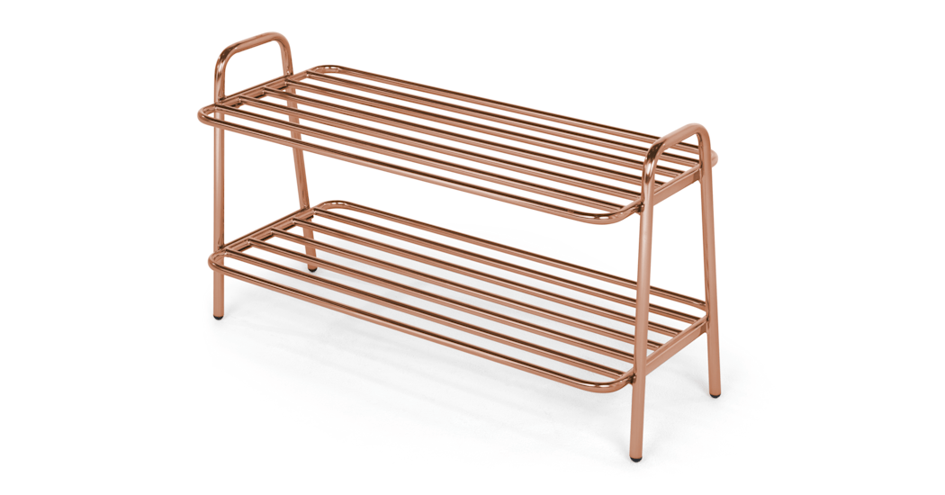 Magnificent Alana Shoe Rack Copper Family House Barnes Shoe Rack Pdpeps Interior Chair Design Pdpepsorg