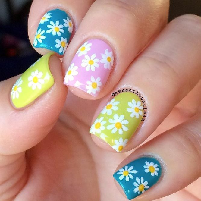 75 Amazing Designs Of Easter Nails For Your Inspiration