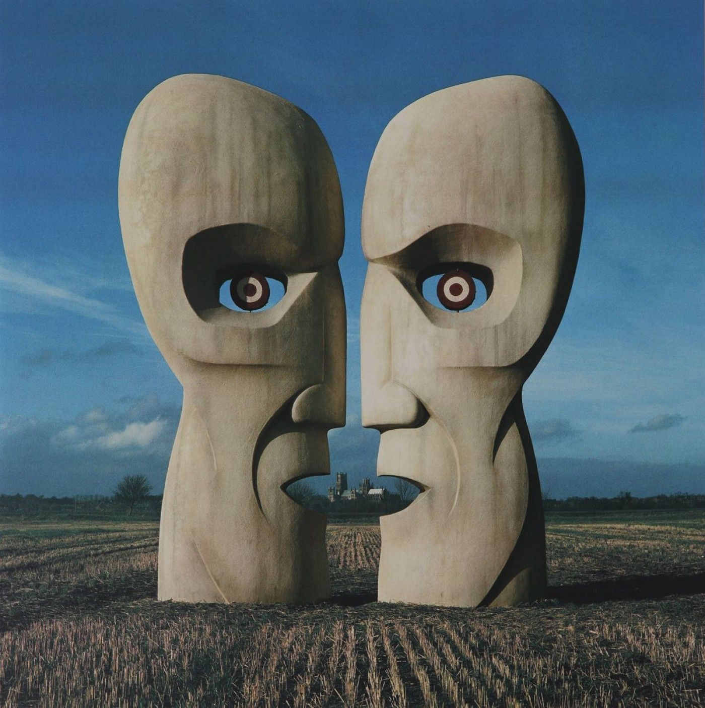The Eye Of The Storm Storm Thorgerson Cover Art Pink Floyd