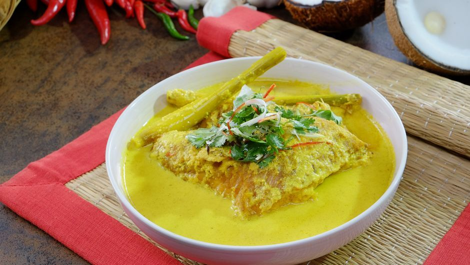 Ikan salai masak lemak asian food channel recipes seafoods ikan salai masak lemak asian food channel forumfinder Image collections
