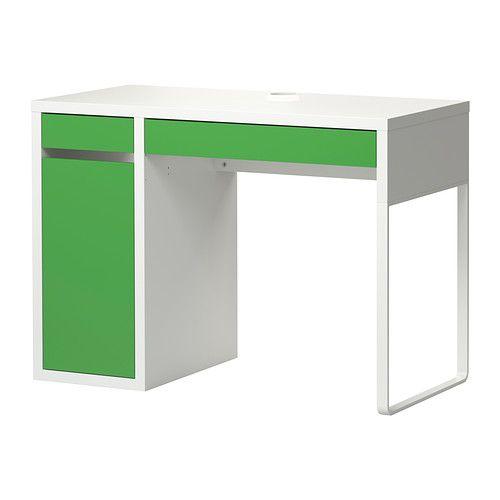 Ikea Bureau Zwart Wit.Ikea Micke White Desk Pleasant Products Wit Bureau Ikea