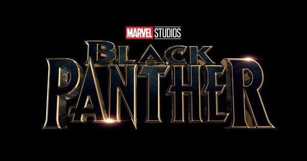 Nuevos Logos De Captain Marvel Guardianes De La Galaxia Vol 2 Thor 3 Ragnarok Y Pantera Negra Pantera Negra Panther Marvel