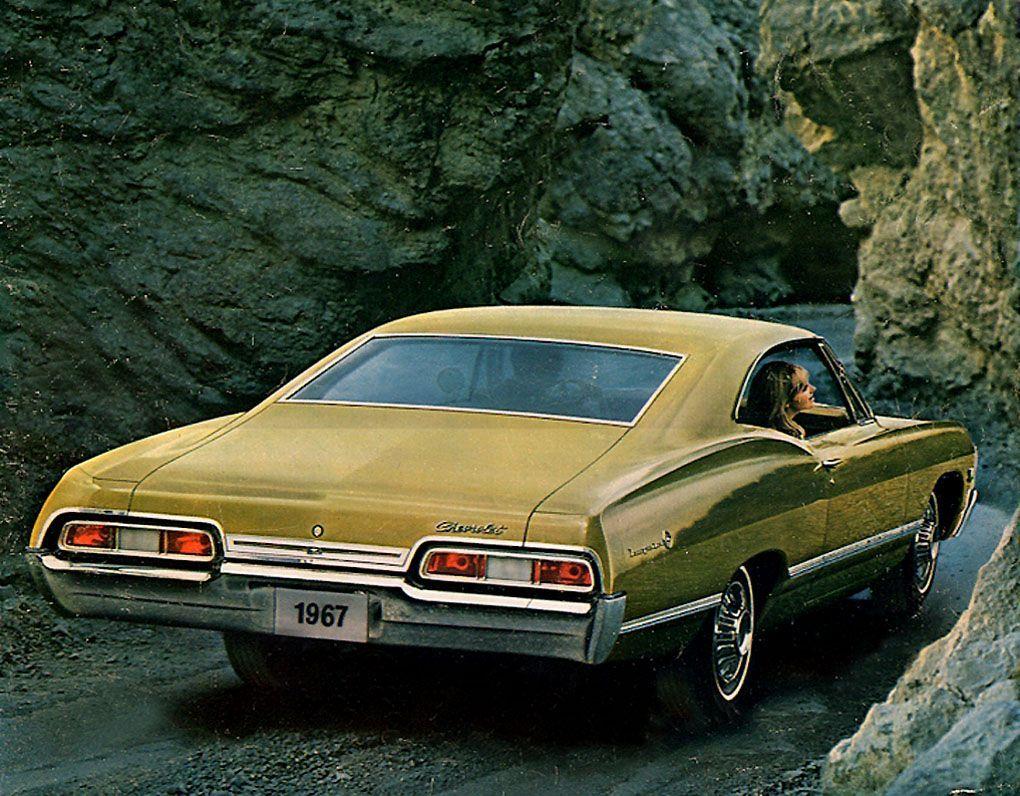 1967 Chevrolet Impala Sport Coupe Classic Cars Trucks Chevrolet Classic Cars