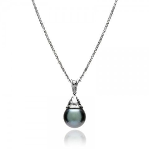 Tahitian black pearl pendant jm edwards jewelry cary nc tahitian black pearl pendant jm edwards jewelry cary nc aloadofball Image collections