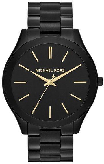 Michael Michael Kors Michael Kors Slim Runway Bracelet Watch 42mm Michael Kors Slim Runway Runway Bracelet Handbags Michael Kors