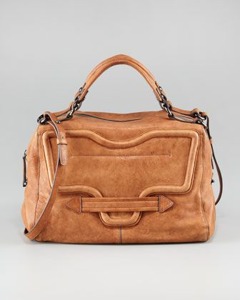 Kooba Grove Leather Satchel