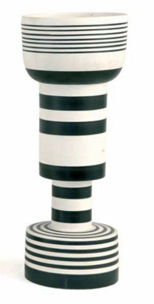 Modern Furniture Reproductions ettore sottsass calice vase   modern furniture / household items