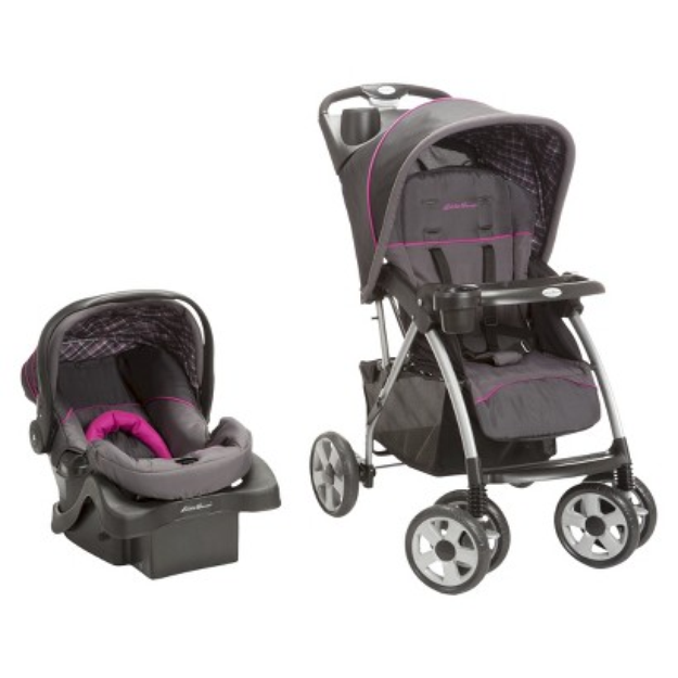 I'm learning all about Eddie Bauer Origin Travel System