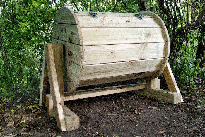 bac composte composteurs am nagement ext rieur et compostage. Black Bedroom Furniture Sets. Home Design Ideas