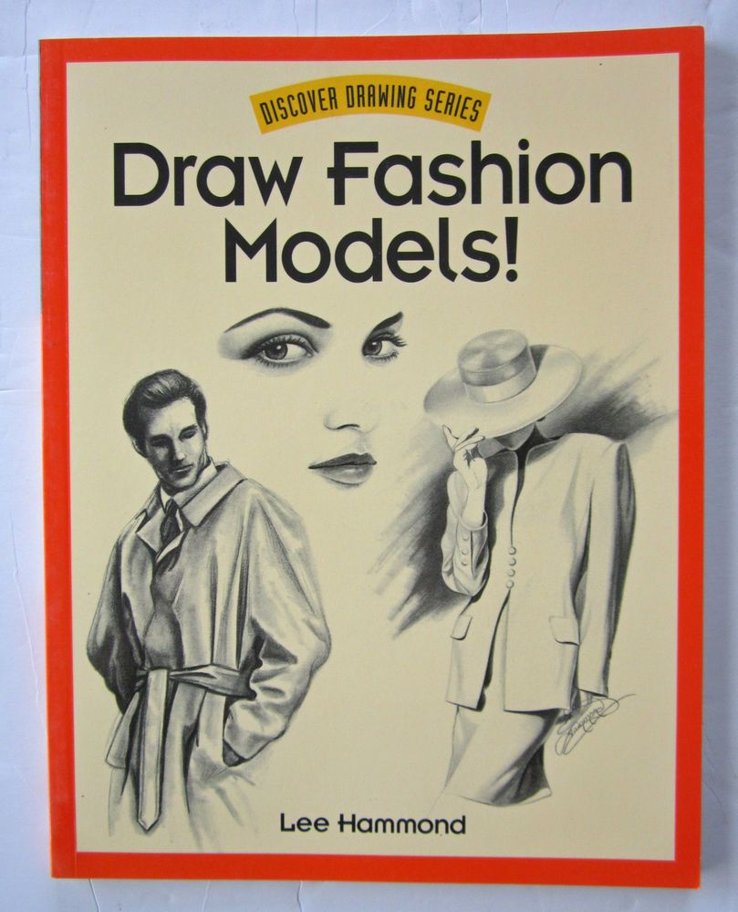 Draw fashion models by lee hammond 1998 paperback for sale on discover drawing draw fashion models by lee hammond 1998 paperback fandeluxe Image collections