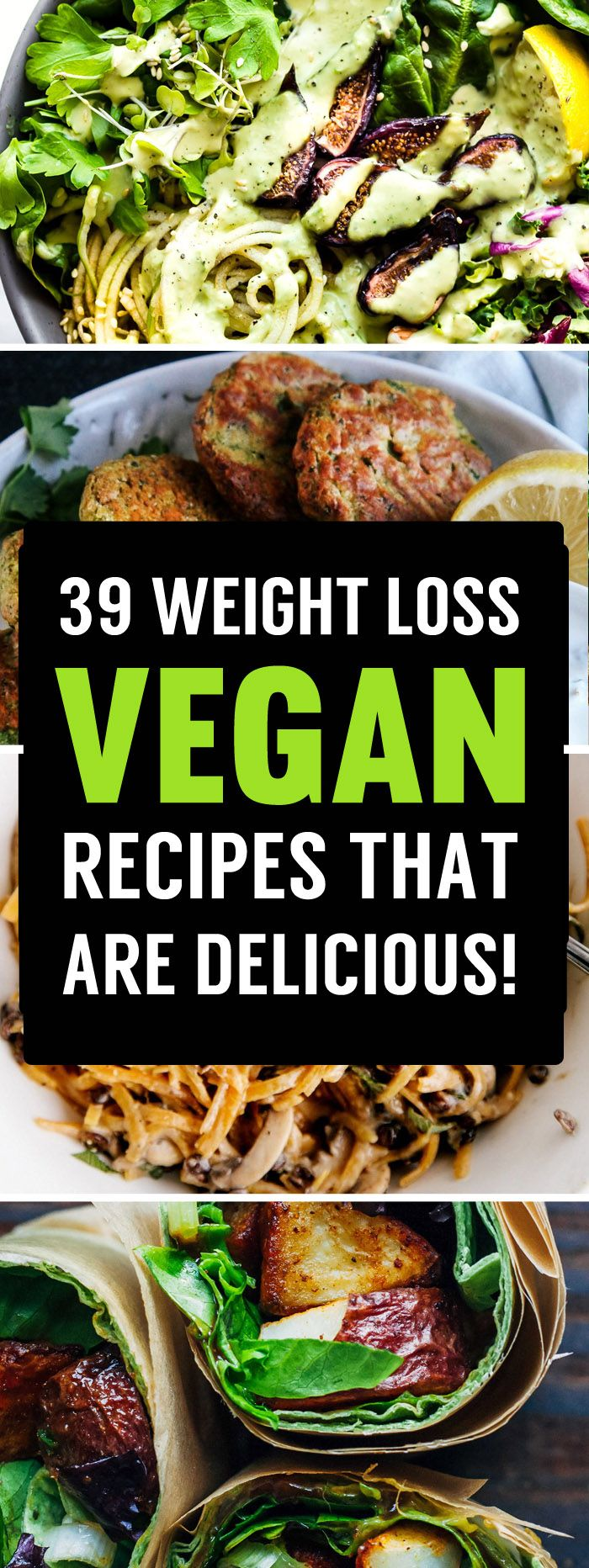 39 Delicious Vegan Recipes That Are Perfect For Losing
