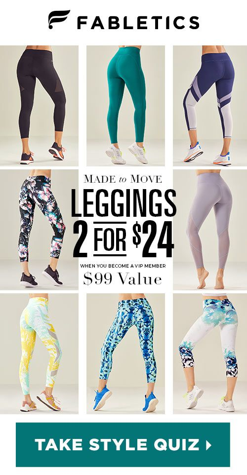 661fde44c93d9d Endless styles, colors and prints. For a limited time get 2 Leggings ...