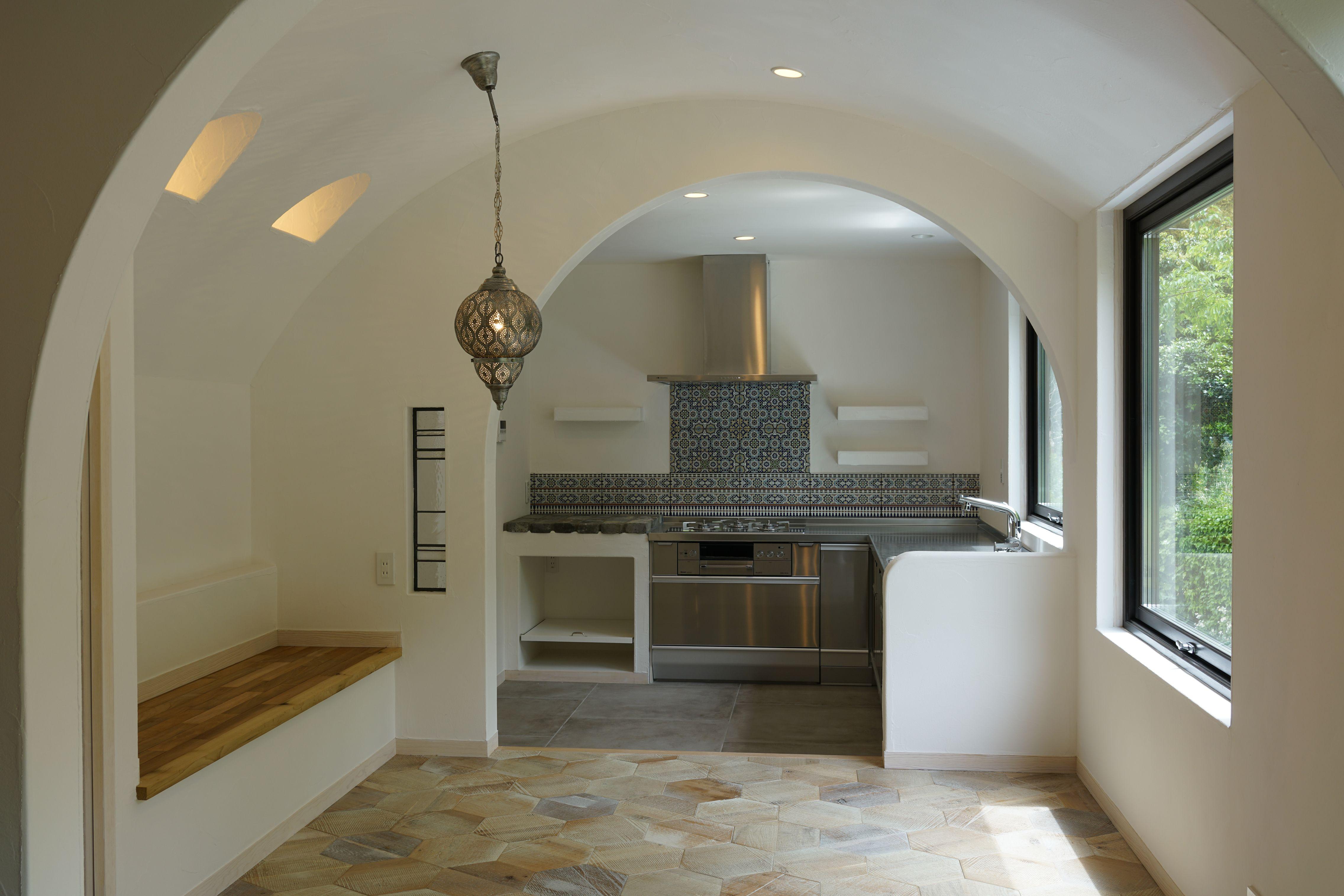 home design dining kitchen tepee heart hexagon morocco ドーム